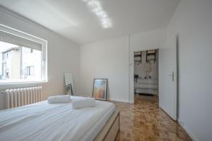 Danvisual Apartment 4, Apartmány  Novi Sad - big - 6