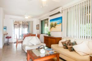 Three Bedroom Home - Walk to Beach & Pool, Dovolenkové domy  Playa del Carmen - big - 22