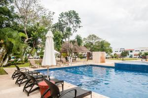 Three Bedroom Home - Walk to Beach & Pool, Nyaralók  Playa del Carmen - big - 1