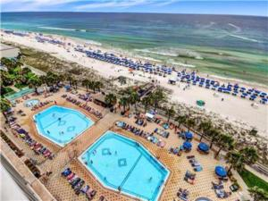 The Summit 1112 PCB Condo, Apartmány  Panama City Beach - big - 21