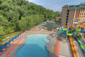 Country Cascades Waterpark Resort, Hotely  Pigeon Forge - big - 45