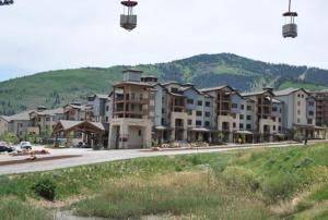 Silverado Lodge Condominiums At Canyons By White Pines