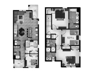 Five-Bedroom Apartment