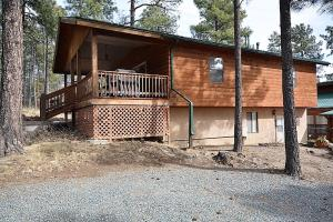 Jennings - Three Bedroom, Dovolenkové domy  Ruidoso - big - 1