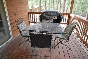 Jennings - Three Bedroom, Dovolenkové domy  Ruidoso - big - 12