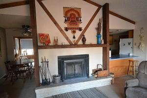 Cliff Cabin - Three Bedroom, Case vacanze  Ruidoso - big - 10