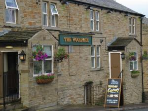 Woolpack Country Inn in Dewsbury, West Yorkshire, England