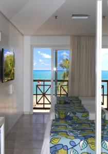 Triple Room with Frontal Sea View