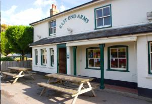The East End Arms in Lymington, Hampshire, England