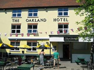 The Oakland Hotel in Woodham Ferrers, Essex, England