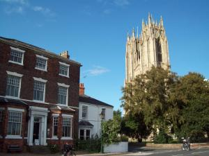 Minster Garth Guest House in Beverley, East Riding of Yorkshire, England