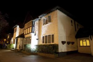 The Thatched House Hotel in Sutton, Greater London, England
