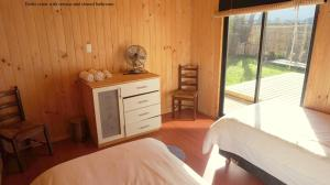 Double Room with Terrace and Shared Bathroom