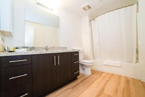 Two-bedroom/Two-bathroom apartment