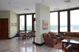 Three-Bedroom Penthouse Suite