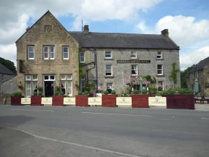 Charles Cotton Hotel in Hartington, Derbyshire, England