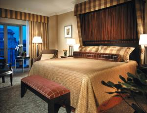 Fairmont Gold Kamer met Kingsize Bed