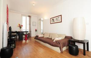 Suite Balestre Five stars Holiday House, Apartmanok  Nizza - big - 11