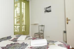 Suite Balestre Five stars Holiday House, Apartmanok  Nizza - big - 4