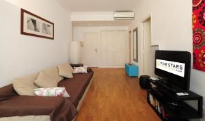 Suite Balestre Five stars Holiday House, Apartmanok  Nizza - big - 19
