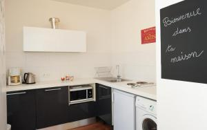 Suite Balestre Five stars Holiday House, Apartmanok  Nizza - big - 22
