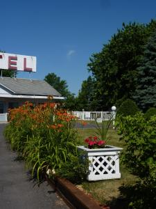 Motel Belle Riviere, Мотели  Saint-Jean-sur-Richelieu - big - 72