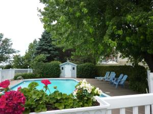 Motel Belle Riviere, Motely  Saint-Jean-sur-Richelieu - big - 60