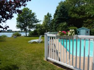 Motel Belle Riviere, Motely  Saint-Jean-sur-Richelieu - big - 59