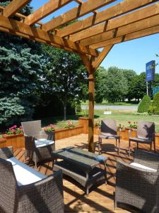 Motel Belle Riviere, Motely  Saint-Jean-sur-Richelieu - big - 72