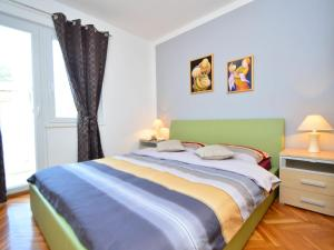 Apartment Aquanur.6, Apartmány  Tribunj - big - 12