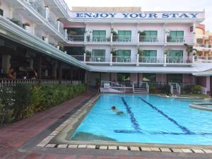 Wild Orchid Resort, Resorts  Angeles - big - 20