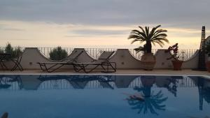 La Suite del Faro, Bed & Breakfast  Scalea - big - 32