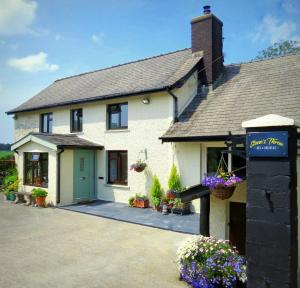 Stones Throw B&B, Bed and Breakfasts  Llandissilio - big - 15
