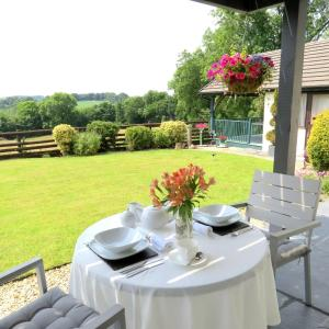 Stones Throw B&B, Bed and breakfasts  Llandissilio - big - 17