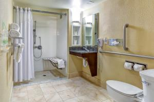 Queen Room - Disability Access/Roll-in Shower