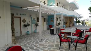 Farkia Exclusive Studios, Appartamenti  Faliraki - big - 42