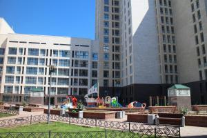 Ernaz Plus Apartments: Promenade Expo, Apartmány  Astana - big - 20