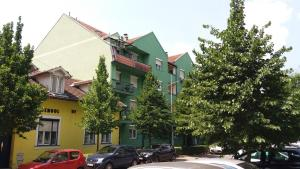 Apartment Nina's Velvet Place, Ferienwohnungen  Novi Sad - big - 27