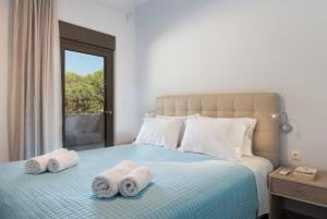 Niovi Seaside Suites, Apartmány  Kissamos - big - 3