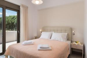 Niovi Seaside Suites, Apartmány  Kissamos - big - 6