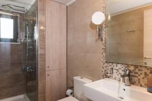 Niovi Seaside Suites, Apartmány  Kissamos - big - 5