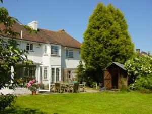 White Rose Lodge in Sandwich, Kent, England