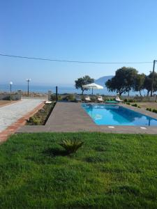 Niovi Seaside Suites, Apartmány  Kissamos - big - 12