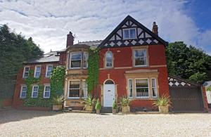 The Sandhurst in Middlewich, Cheshire, England