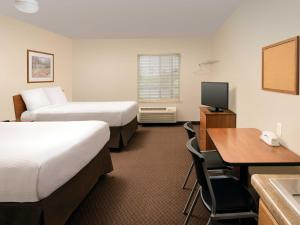 Double Room with two Double Bed Suite