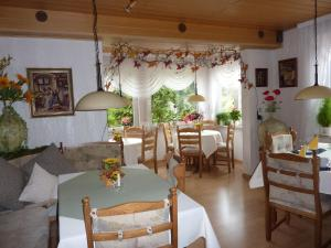 Pension Rheingold Garni, Guest houses  Bad Grund - big - 37