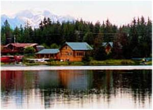 Homer Floatplane Lodge Cabins