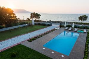 Niovi Seaside Suites, Apartmány  Kissamos - big - 10
