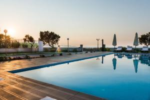 Niovi Seaside Suites, Apartmány  Kissamos - big - 71