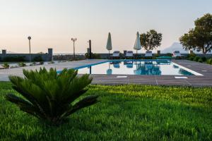Niovi Seaside Suites, Apartmány  Kissamos - big - 72